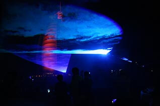 Laser Shows Dubai