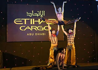 Western Dancers in the UAE