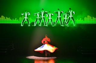 The Best Western Dancers in Dubai